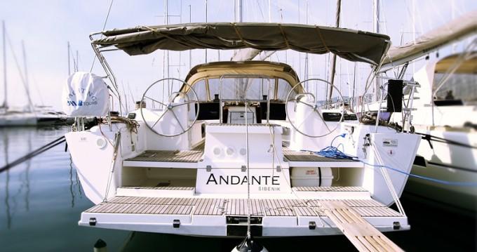 Boat rental Kaštel Gomilica cheap Dufour 500 Grand Large