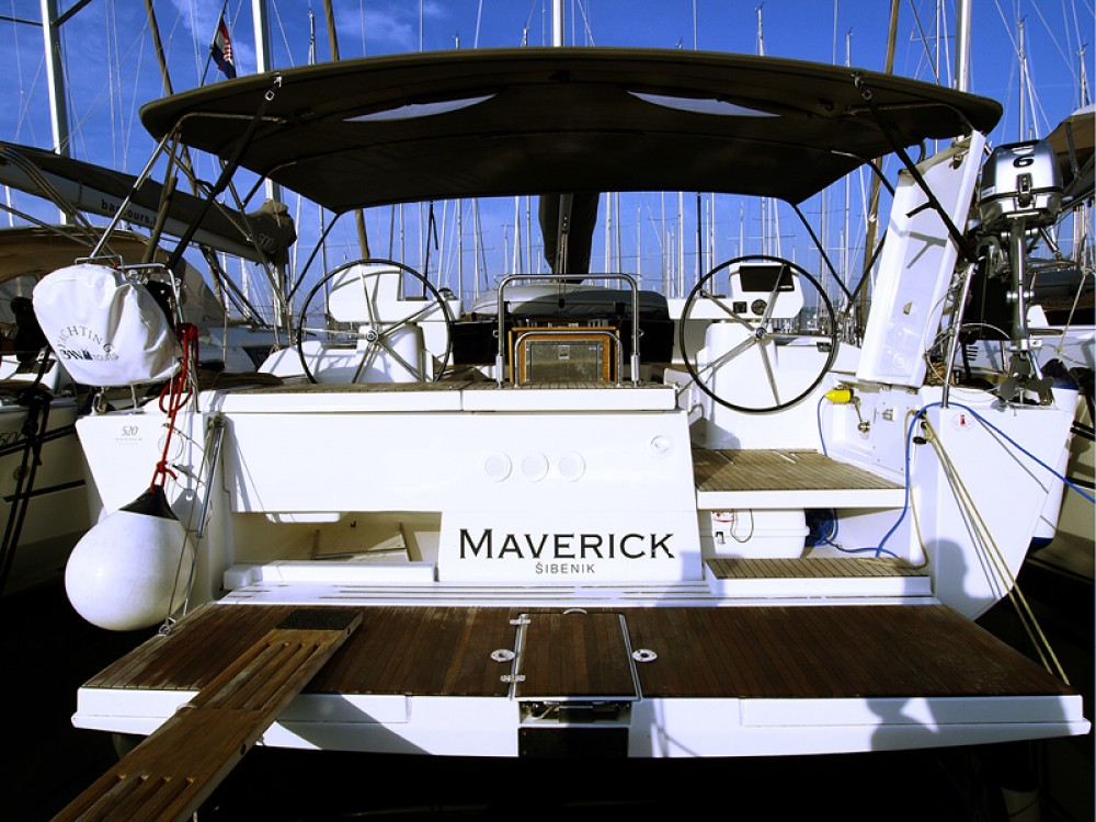 Rental yacht Rogoznica - Dufour Dufour 520 Grand Large on SamBoat