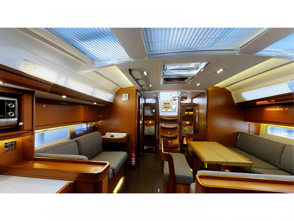 Dufour Dufour 520 Grand Large between personal and professional Rogoznica