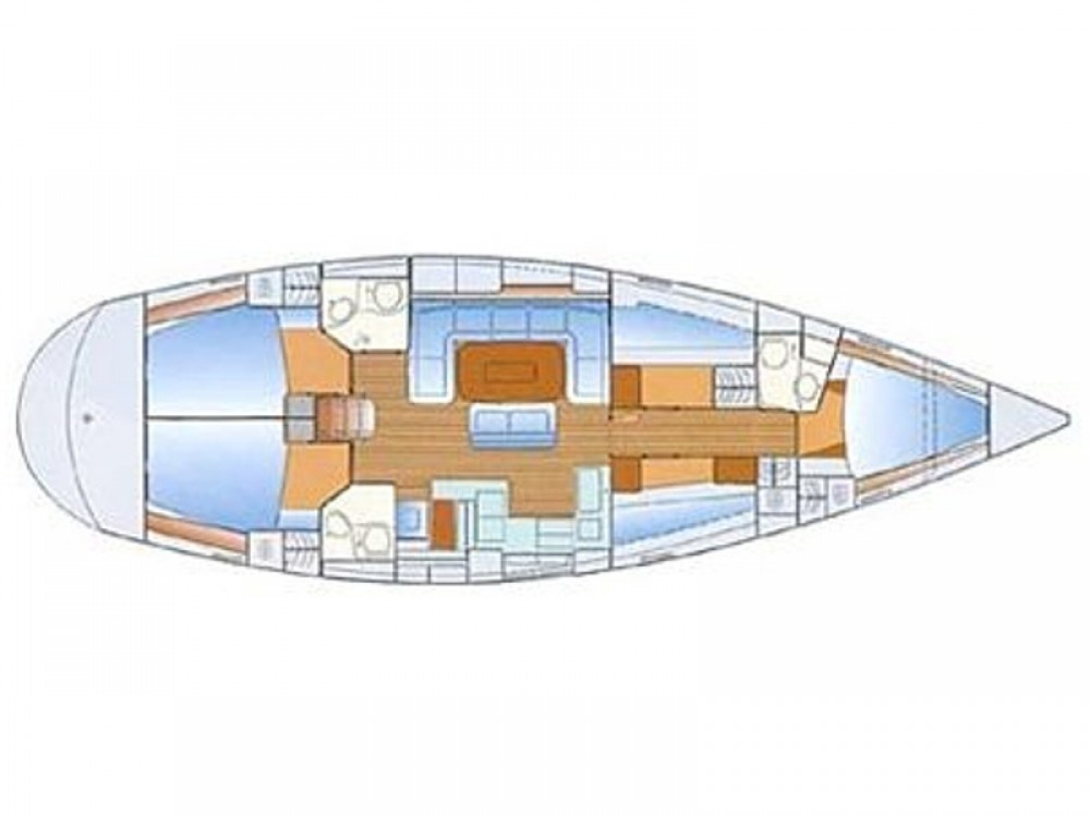 Rental yacht Lefkada - Bavaria Bavaria 50 Cruiser on SamBoat