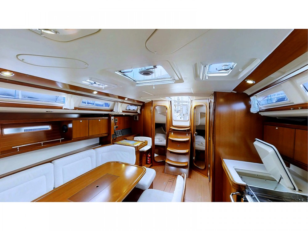 Rental yacht Rogoznica - Dufour Dufour 425 Grand Large on SamBoat