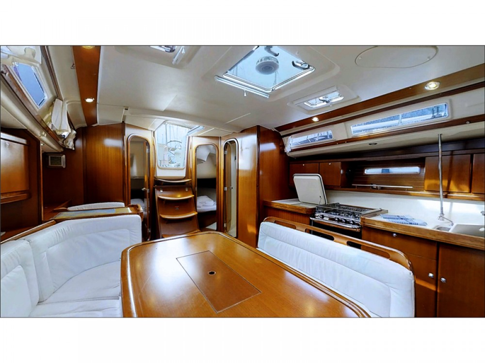 Dufour Dufour 425 Grand Large between personal and professional Rogoznica