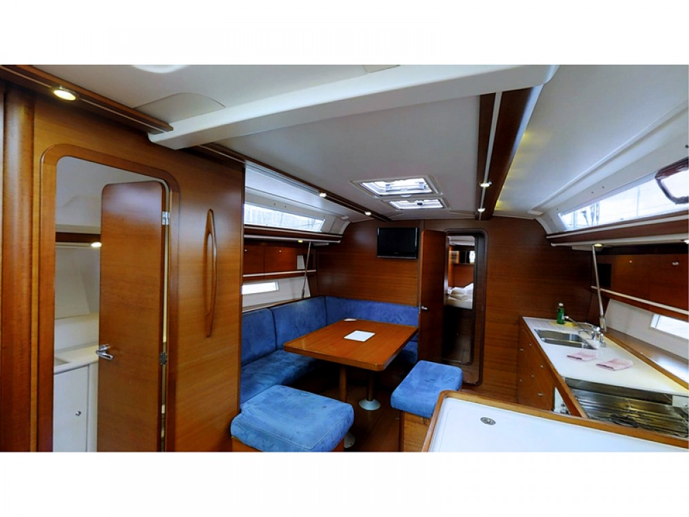 Rental yacht Rogoznica - Dufour Dufour 445 Grand Large on SamBoat