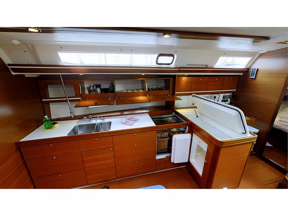 Boat rental Rogoznica cheap Dufour 445 Grand Large