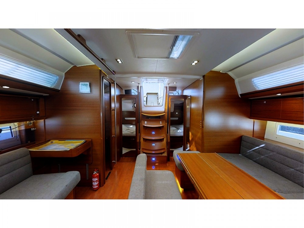 Boat rental Dufour Dufour 512 Grand Large in Rogoznica on Samboat