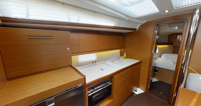 Boat rental Dufour Dufour 390 Grand Large in  on Samboat