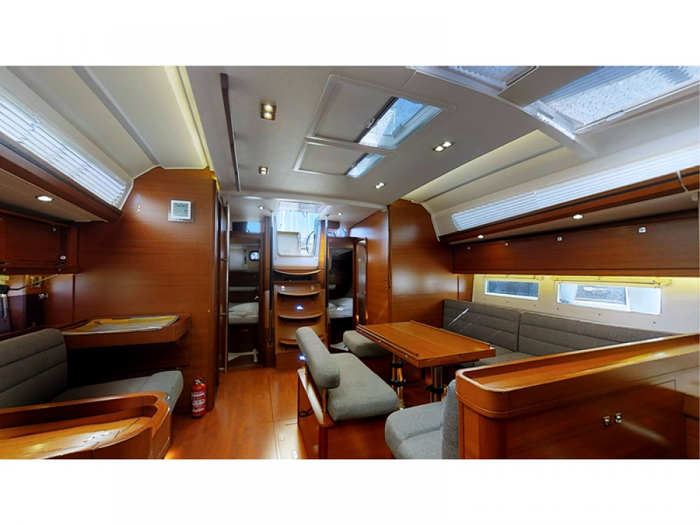 Dufour Dufour 512 Grand Large between personal and professional Rogoznica