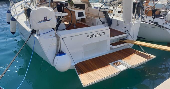 Boat rental  cheap Dufour 430 Grand Large