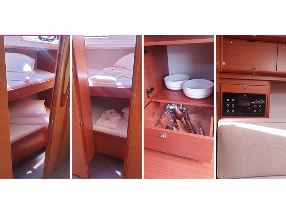 Rent a Dufour Dufour 430 Grand Large Rogoznica