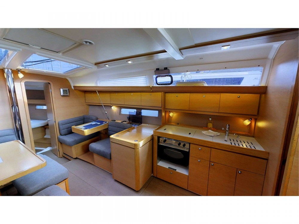 Rent a Dufour Dufour 410 Grand Large Rogoznica
