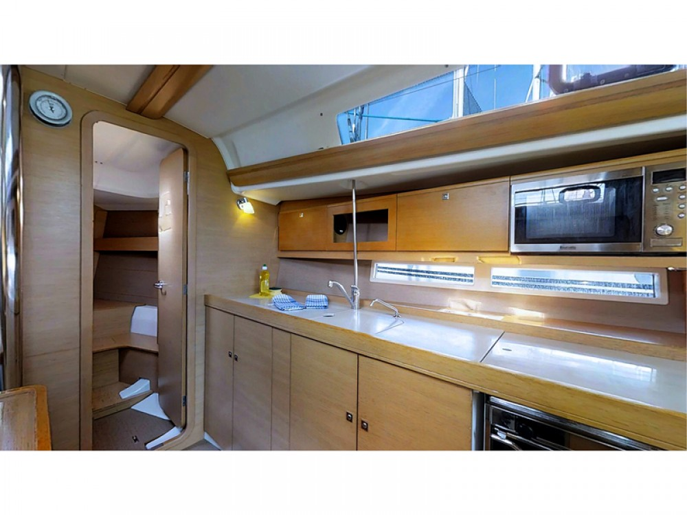 Boat rental Dufour Dufour 380 Grand Large in Rogoznica on Samboat