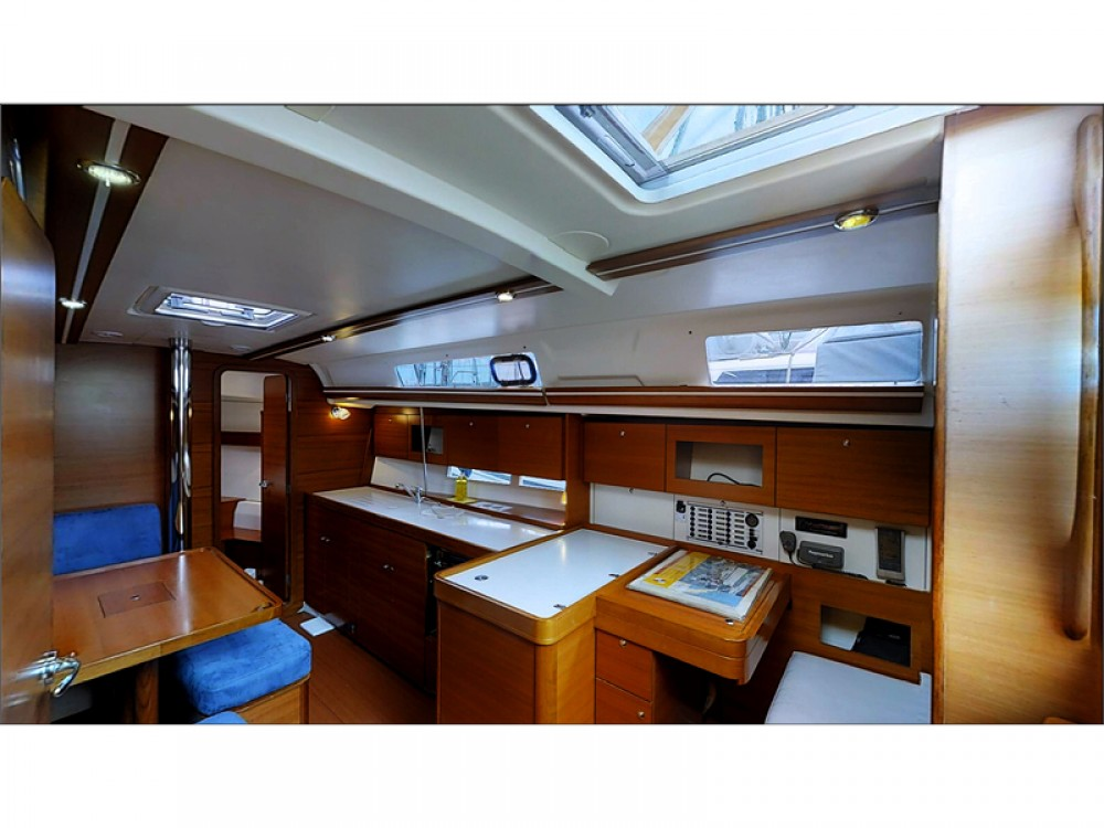 Rental yacht Rogoznica - Dufour Dufour 375 Grand Large on SamBoat