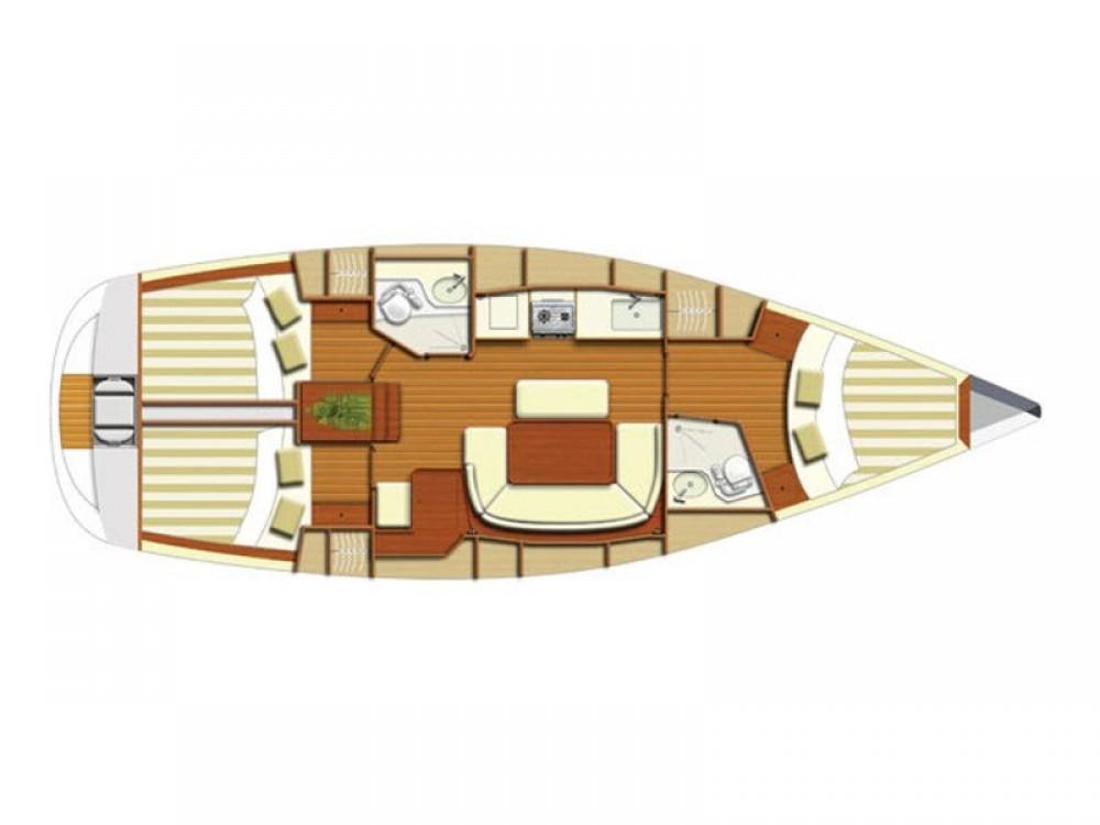 Rental Sailboat in Grèce - Dufour Dufour 385