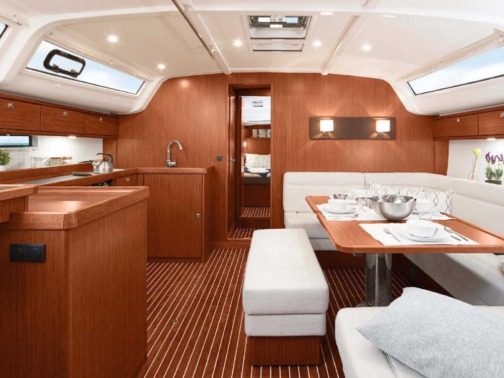 Bavaria Bavaria Cruiser 51 between personal and professional Lefkada
