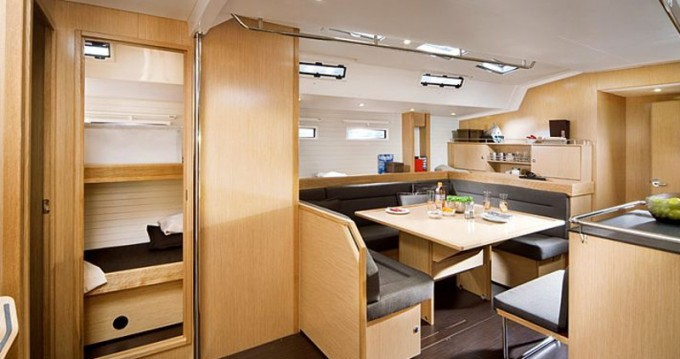 Bavaria Bavaria 55 Cruiser l between personal and professional Athens