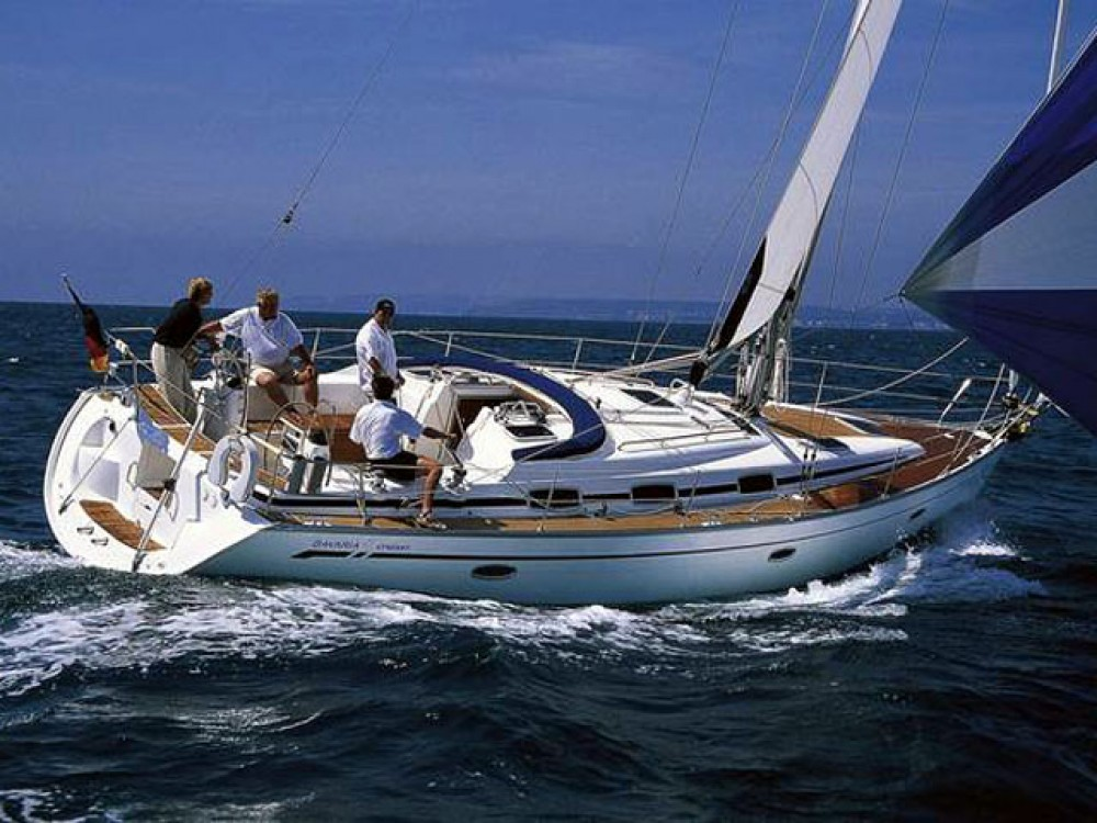 Boat rental Álimos cheap Bavaria 42 Cruiser