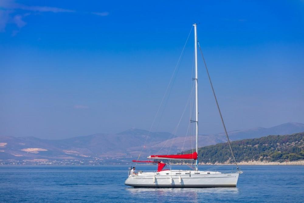 Rent a Bénéteau Beneteau Cyclades 43.3 ACI Marina Split