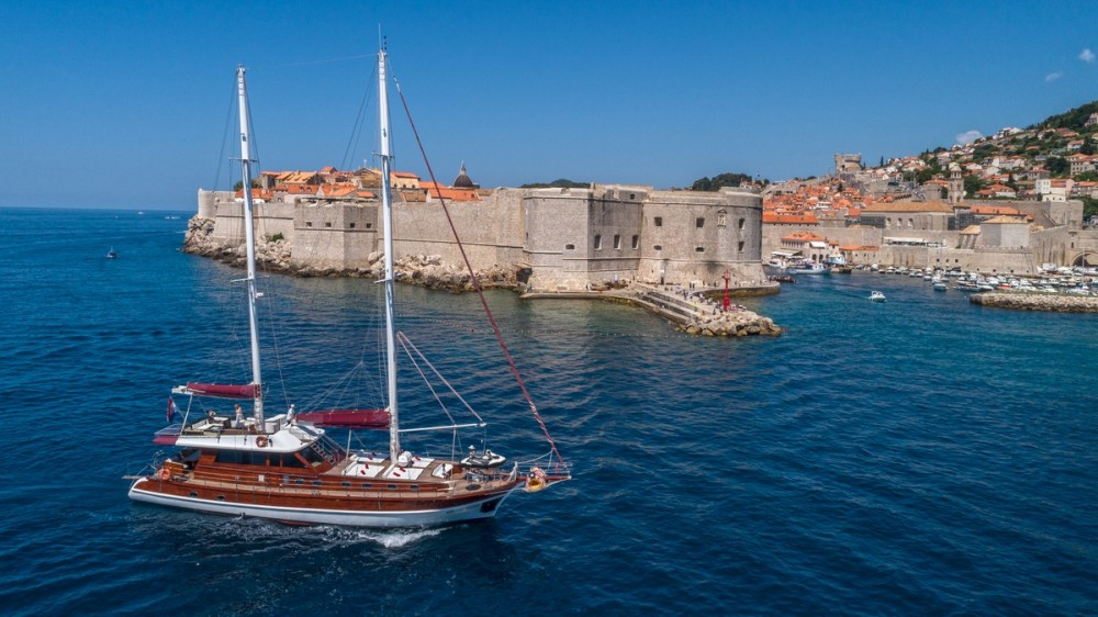 Hire Sailboat with or without skipper  Dubrovnik