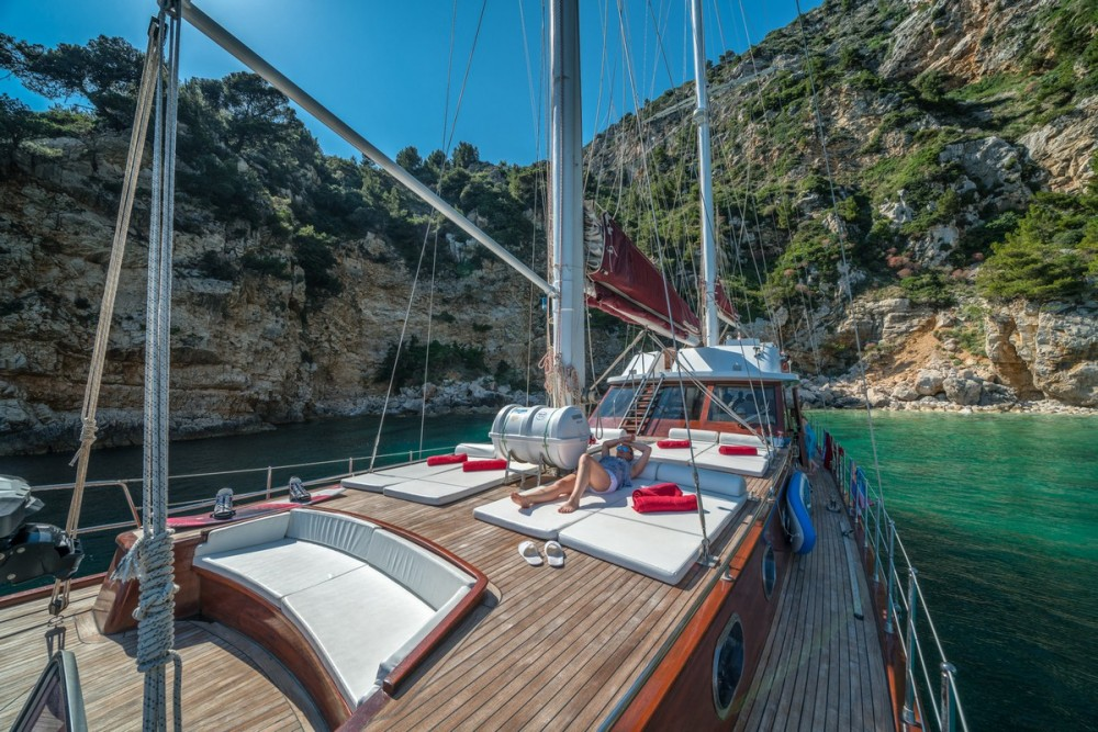 Boat rental  Gulet Adriatic Holiday in Dubrovnik on Samboat
