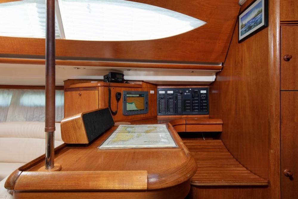 Rental Sailboat in Split - Jeanneau Sun Odyssey 54DS