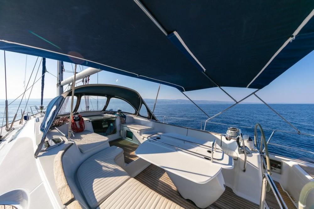 Rental yacht Split - Jeanneau Sun Odyssey 54DS on SamBoat