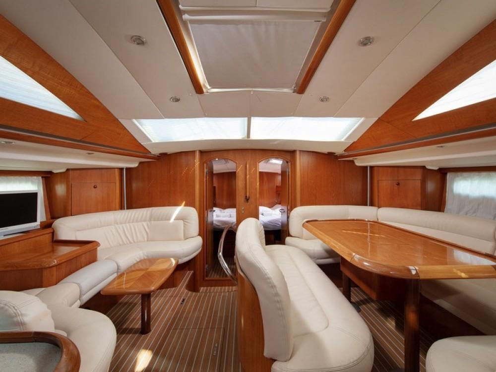 Boat rental Split cheap Sun Odyssey 54DS