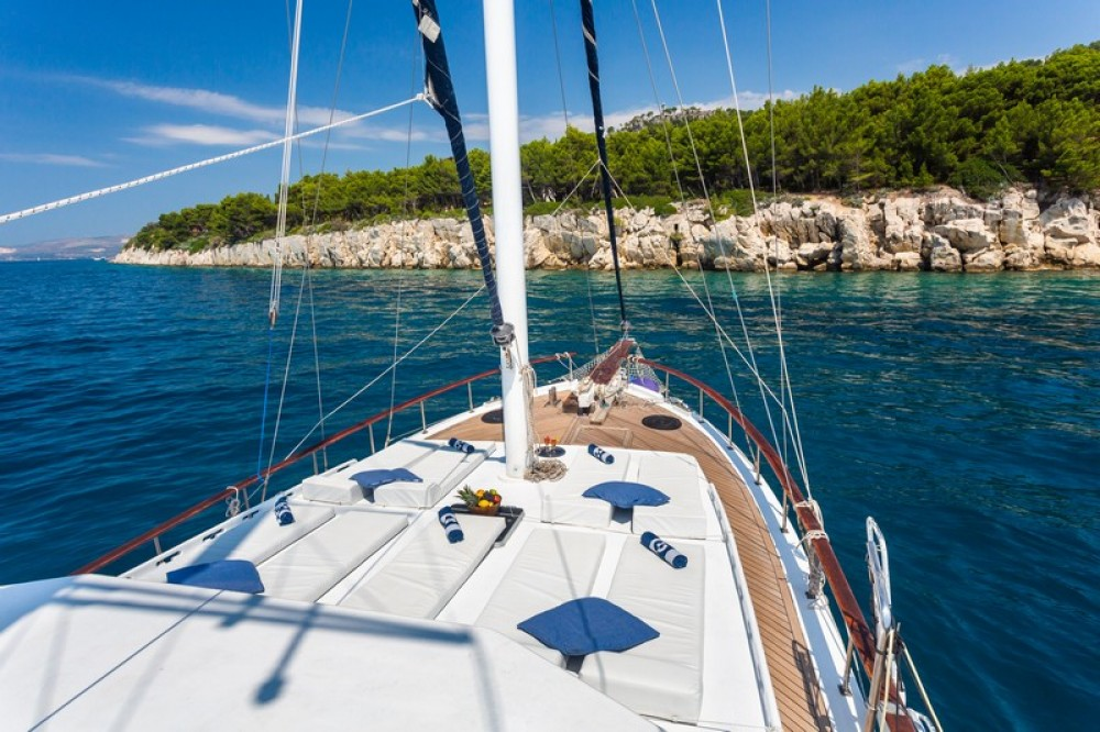 Hire Sailboat with or without skipper  Trogir