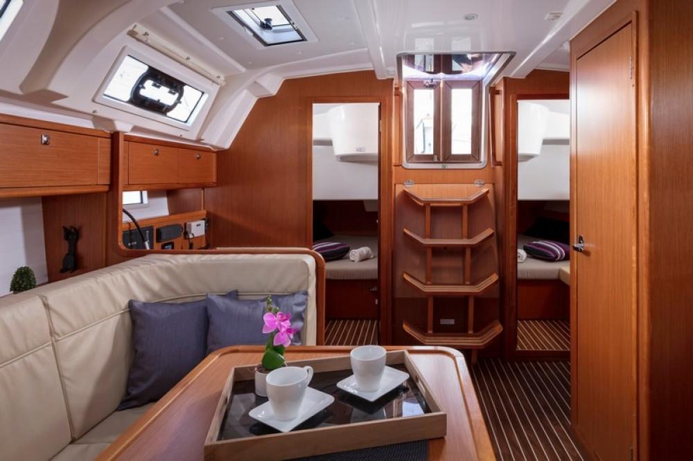 Boat rental Split cheap Bavaria Cruiser 41