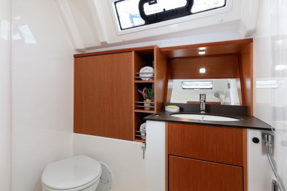 Bavaria Bavaria Cruiser 41 between personal and professional Split