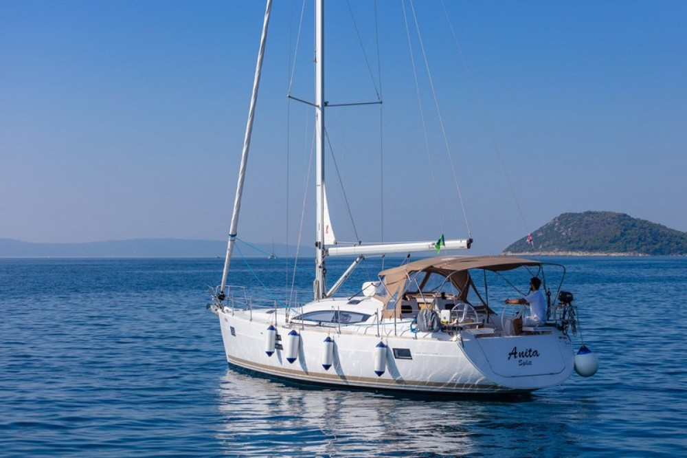 Boat rental ACI Marina Split cheap Elan 45 Impression