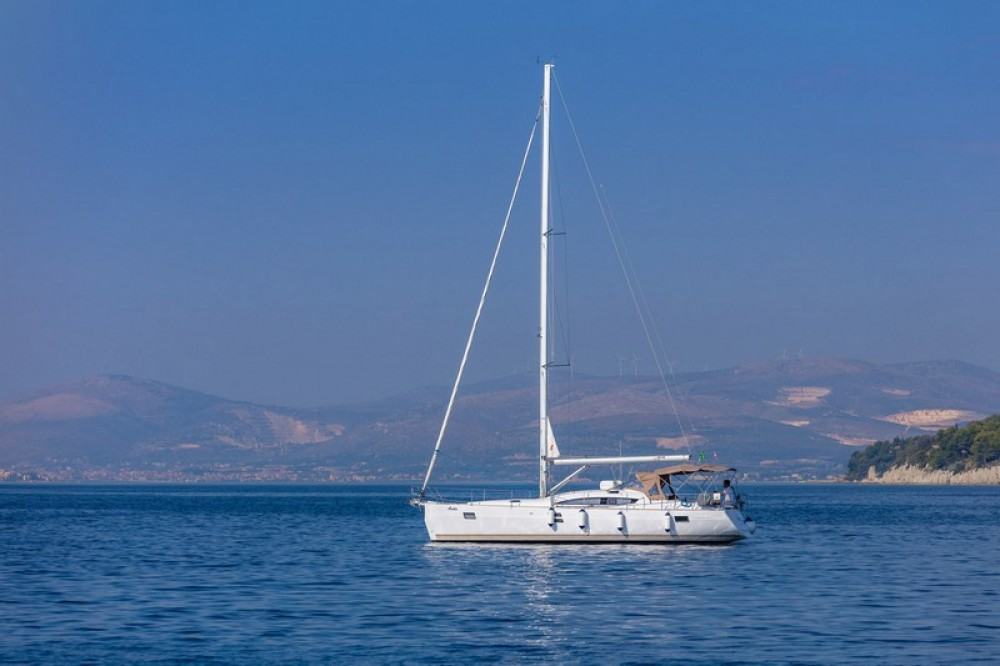 Rental yacht ACI Marina Split - Elan Elan 45 Impression on SamBoat