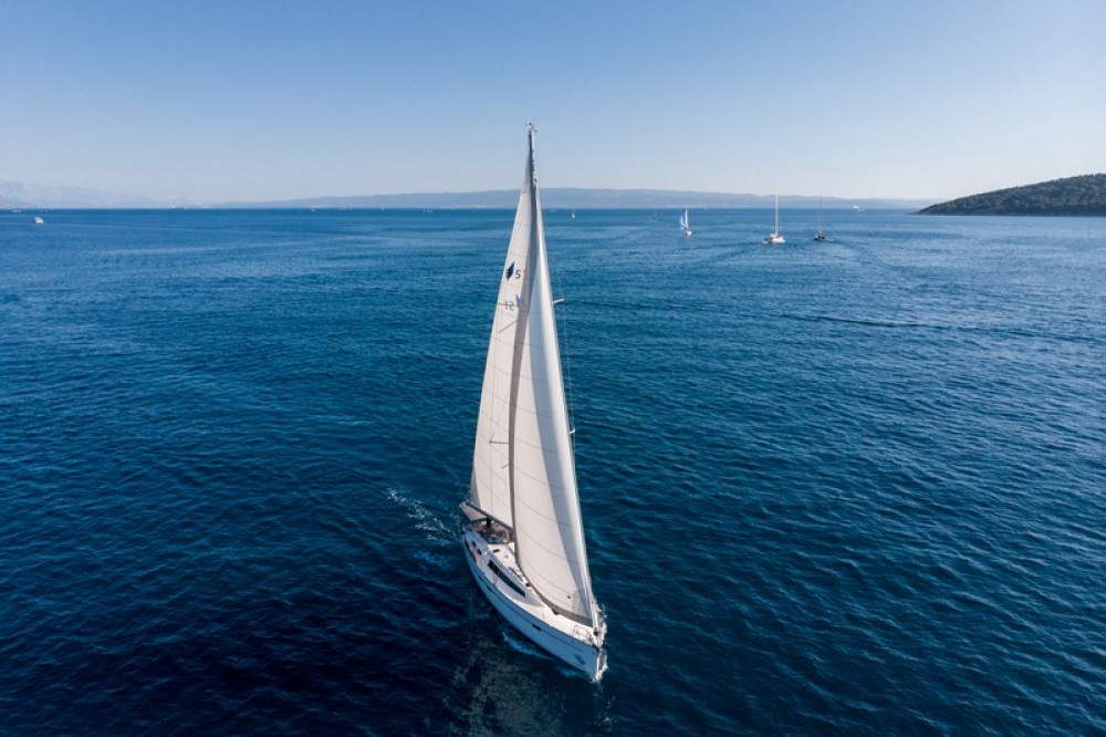 Bavaria Bavaria Cruiser 51 between personal and professional Split