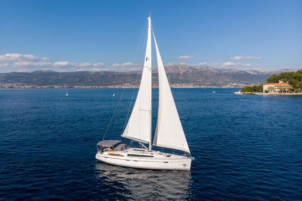 Rent a Bavaria Bavaria Cruiser 51 Split