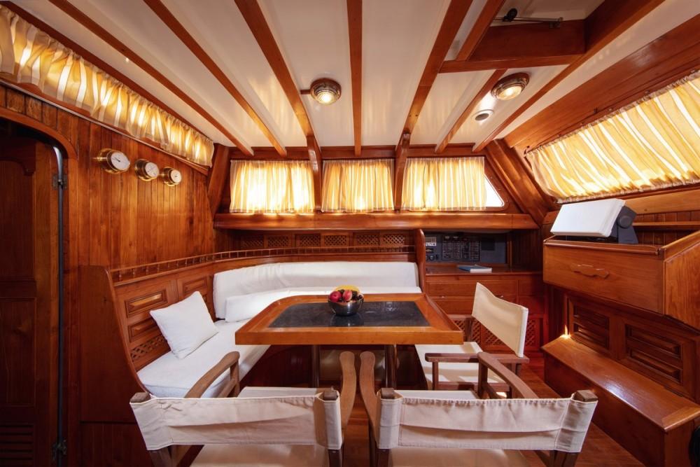 Rental Sailboat in Split -  Providenca