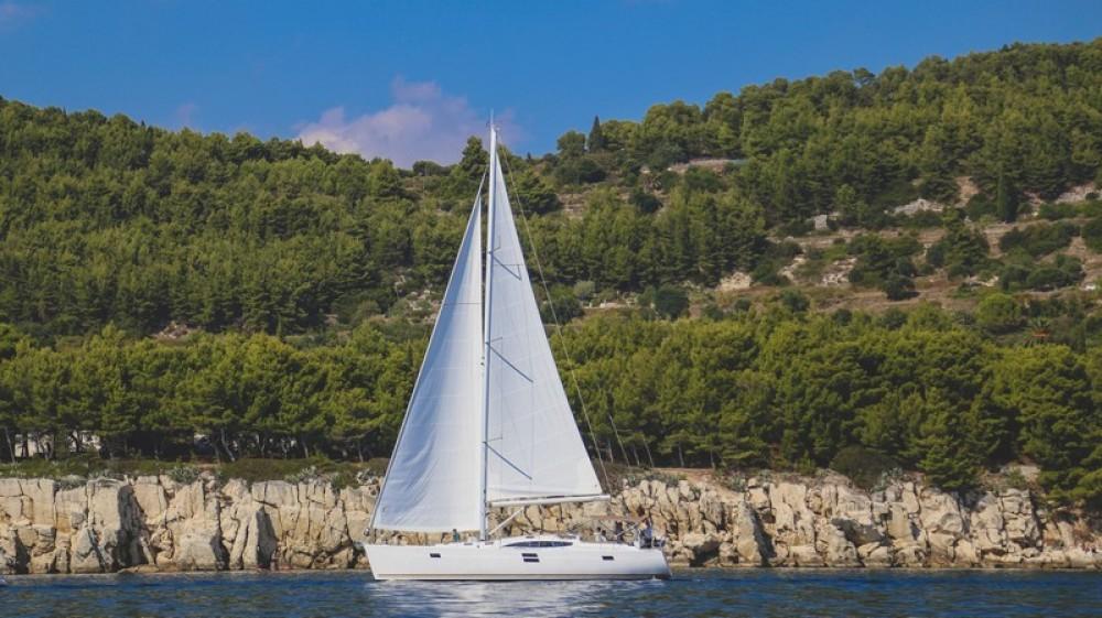 Rental Sailboat in Split - Elan Elan 50 Impression