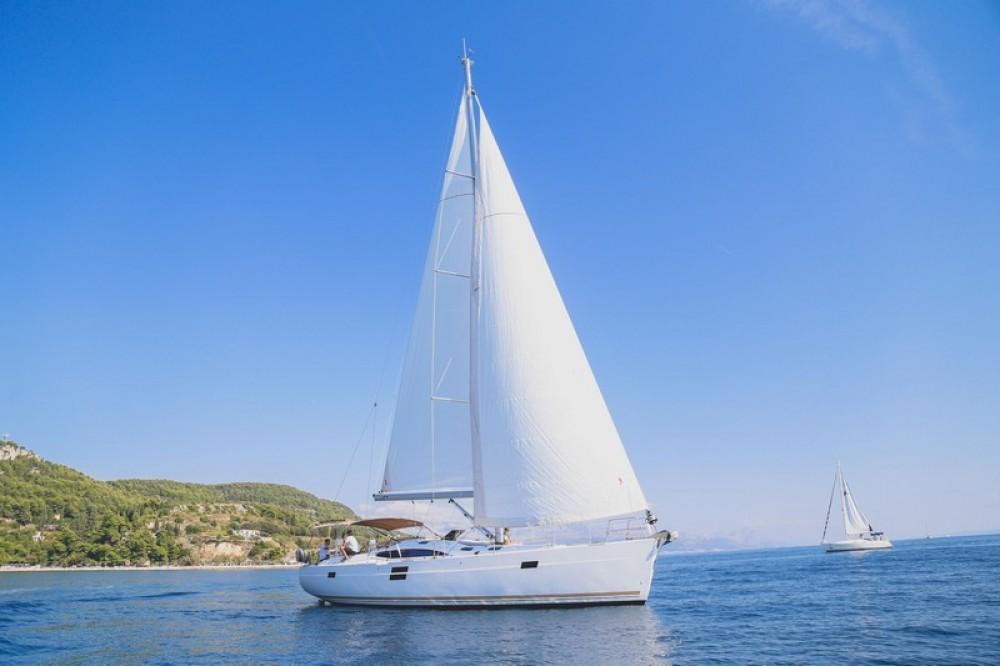 Boat rental Split cheap Elan 50 Impression