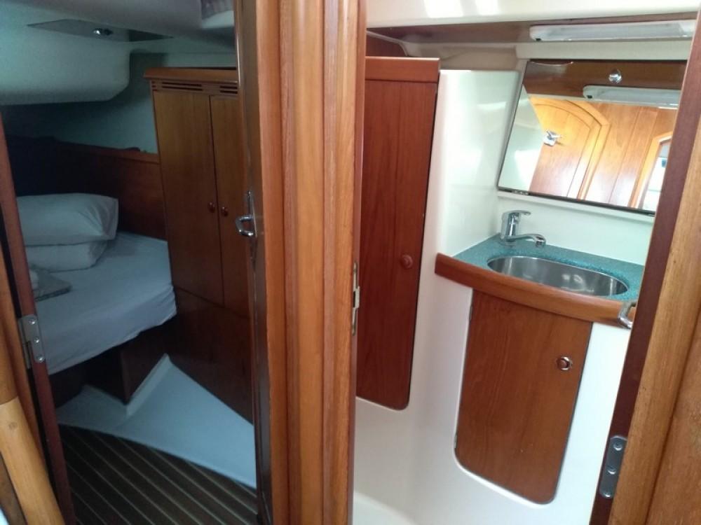 Boat rental ACI Marina Split cheap Sun Odyssey 43