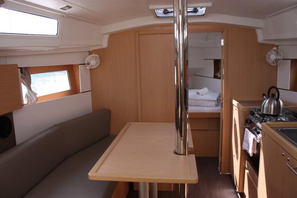 Boat rental Split cheap Beneteau Oceanis 35.1