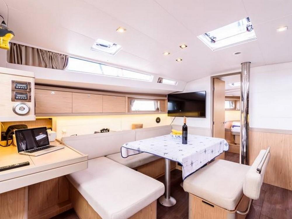 Boat rental Split cheap Beneteau Oceanis 48