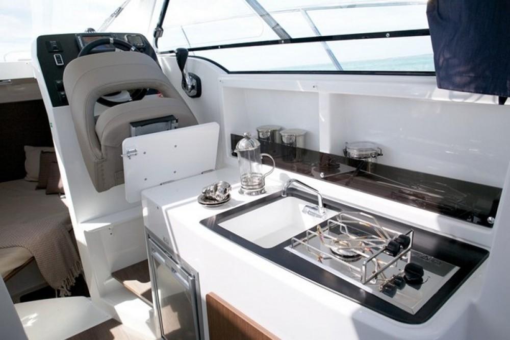 Boat rental Marina Kaštela cheap Beneteau Antares 8 OB