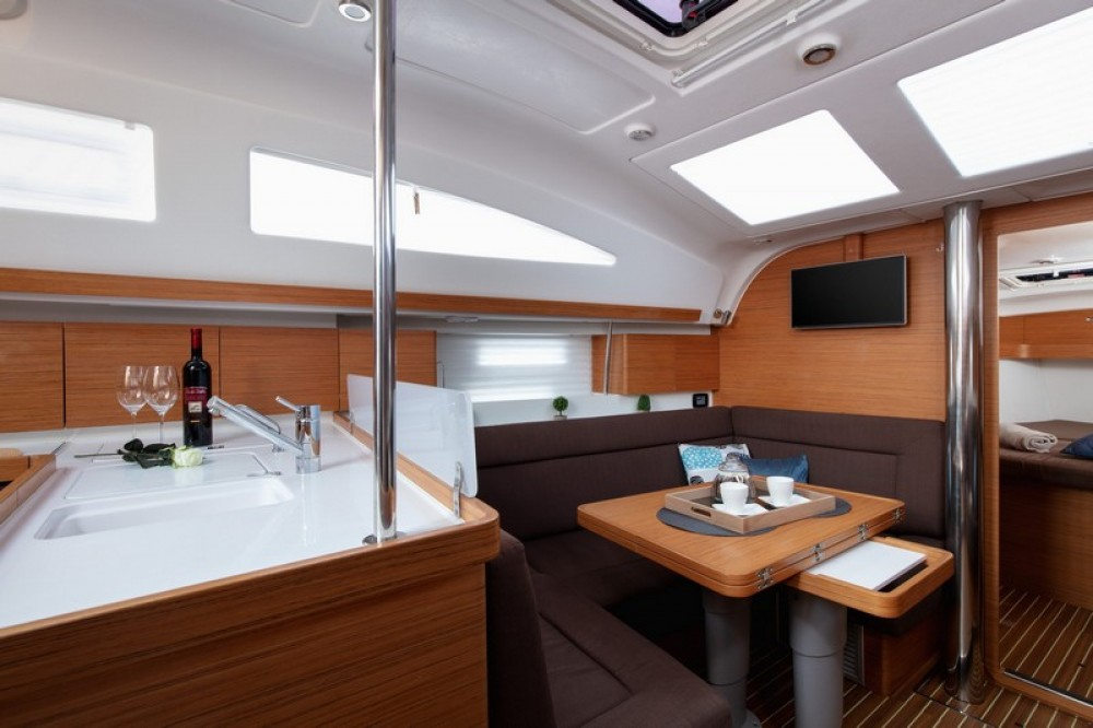 Rental yacht Split - Elan Elan 40 Impression on SamBoat