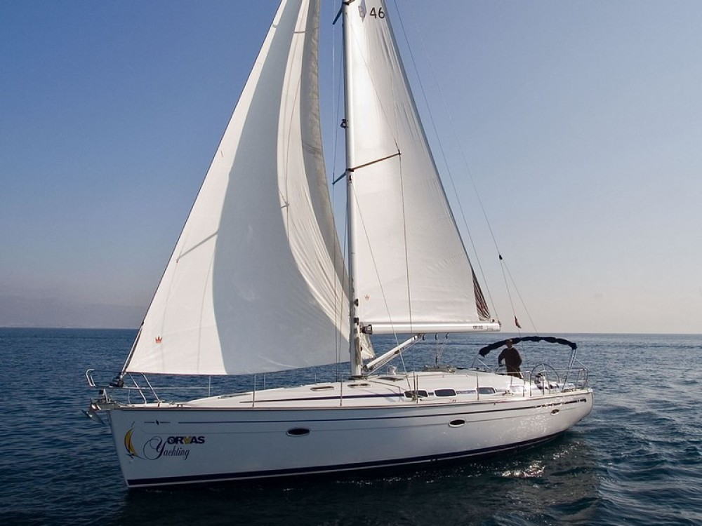 Rent a Bavaria Bavaria 46 Cruiser Split