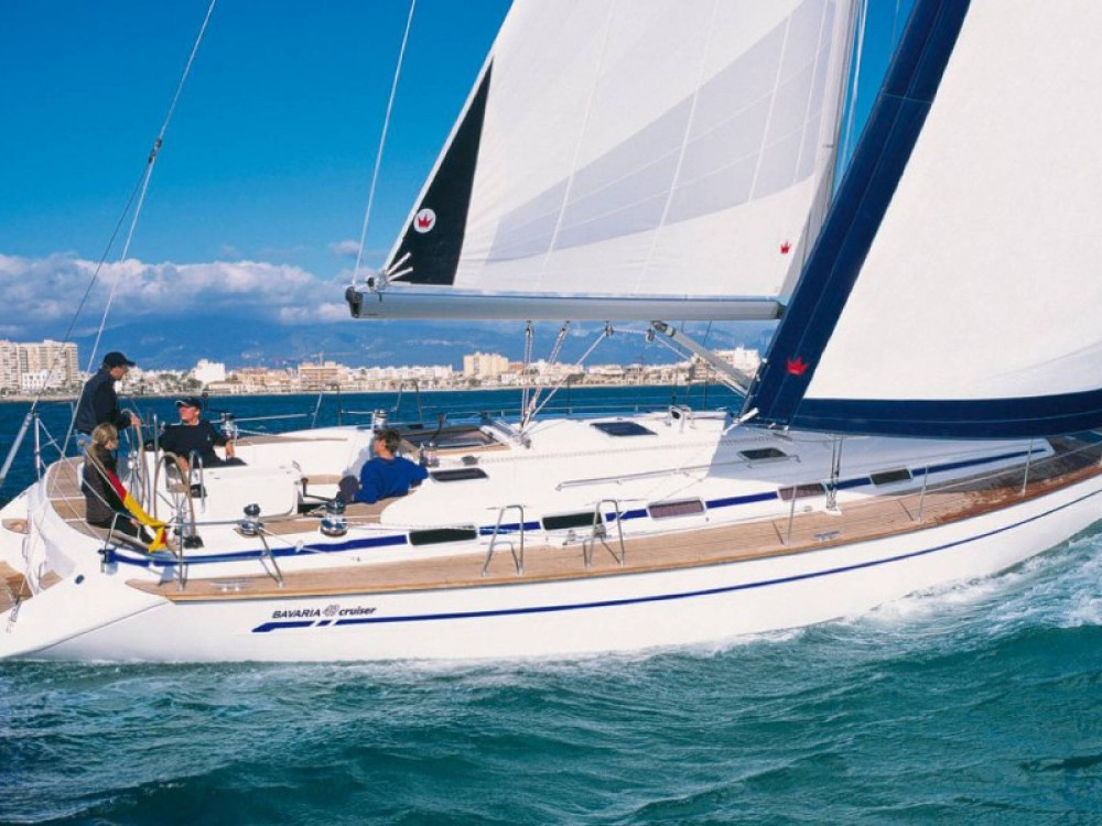 Rent a Bavaria Bavaria 49 Split