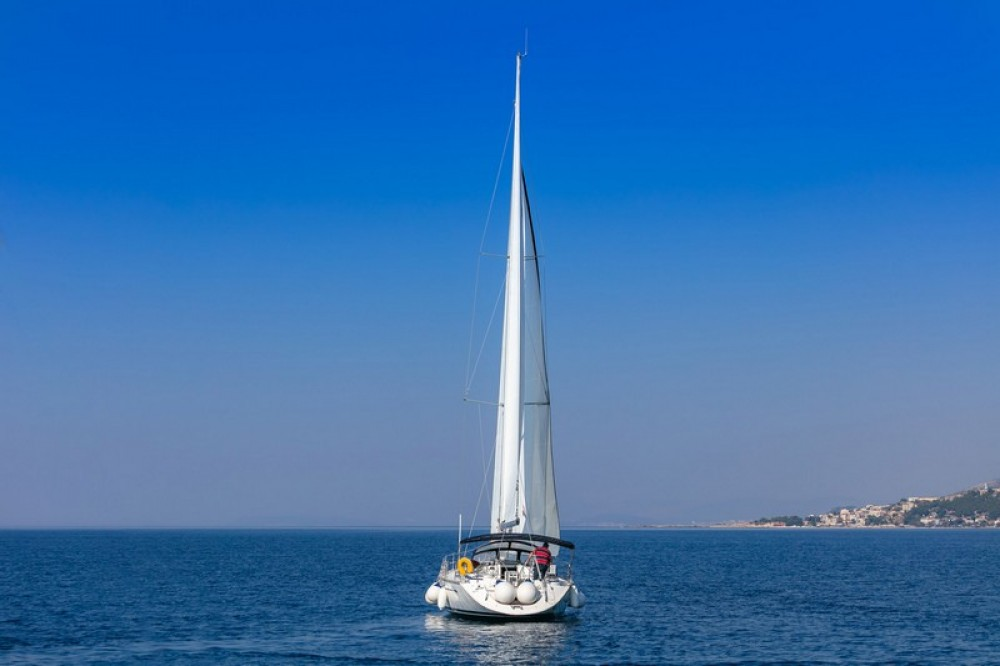 Boat rental Split cheap Bavaria 49