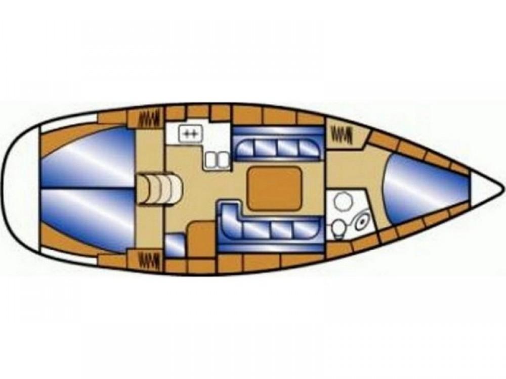 Rental yacht Split - Bavaria Bavaria Cruiser 37 on SamBoat