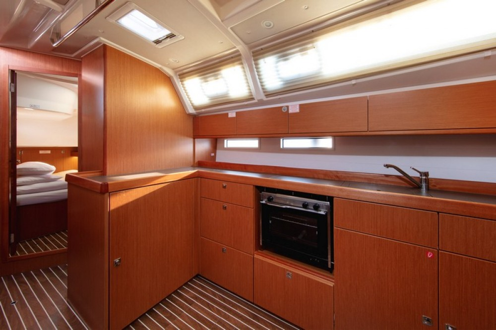 Bavaria Bavaria Cruiser 46 between personal and professional Split