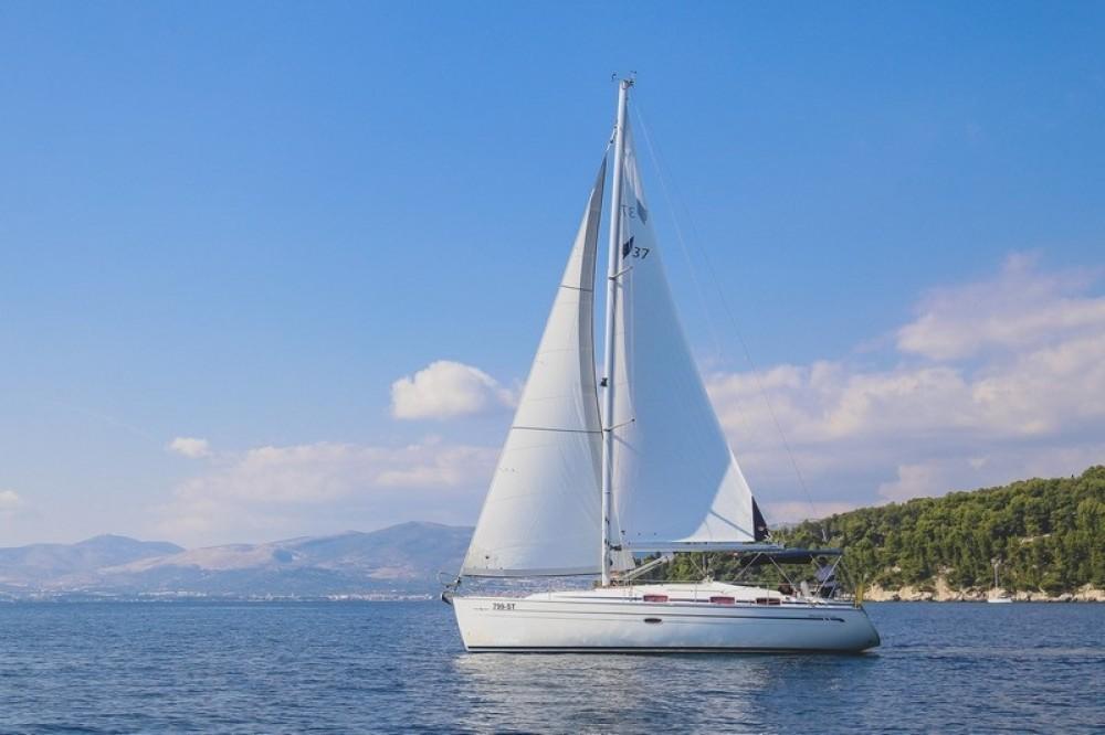 Bavaria Bavaria 37 Cruiser between personal and professional ACI Marina Split