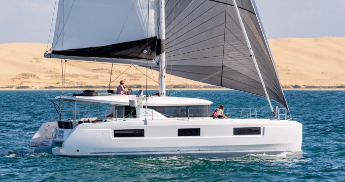 Rental Catamaran in Salerno - Lagoon Lagoon 46