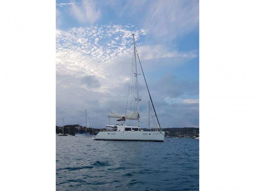 Rental yacht Olbia - Lagoon Lagoon 450F on SamBoat