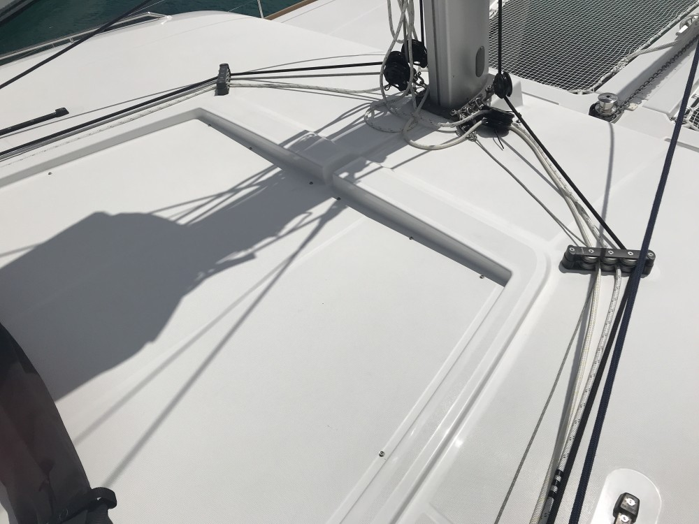 Boat rental St. George's cheap Lagoon 450F